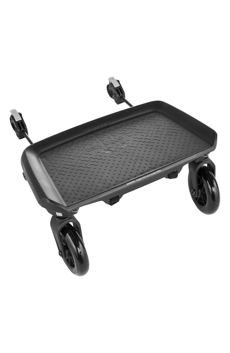 BABY JOGGER City Mini<sup>®</sup> 2/City Mini GT2 & City Select<sup>®</sup>/City Select LUX Strollers Glider Board, Main, color, BLACK