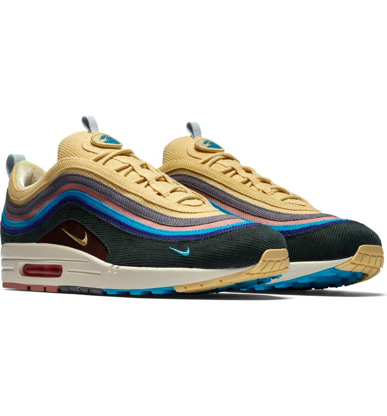 NIKE Air Max 1/97 VF SW Sneaker, Main, color, 400