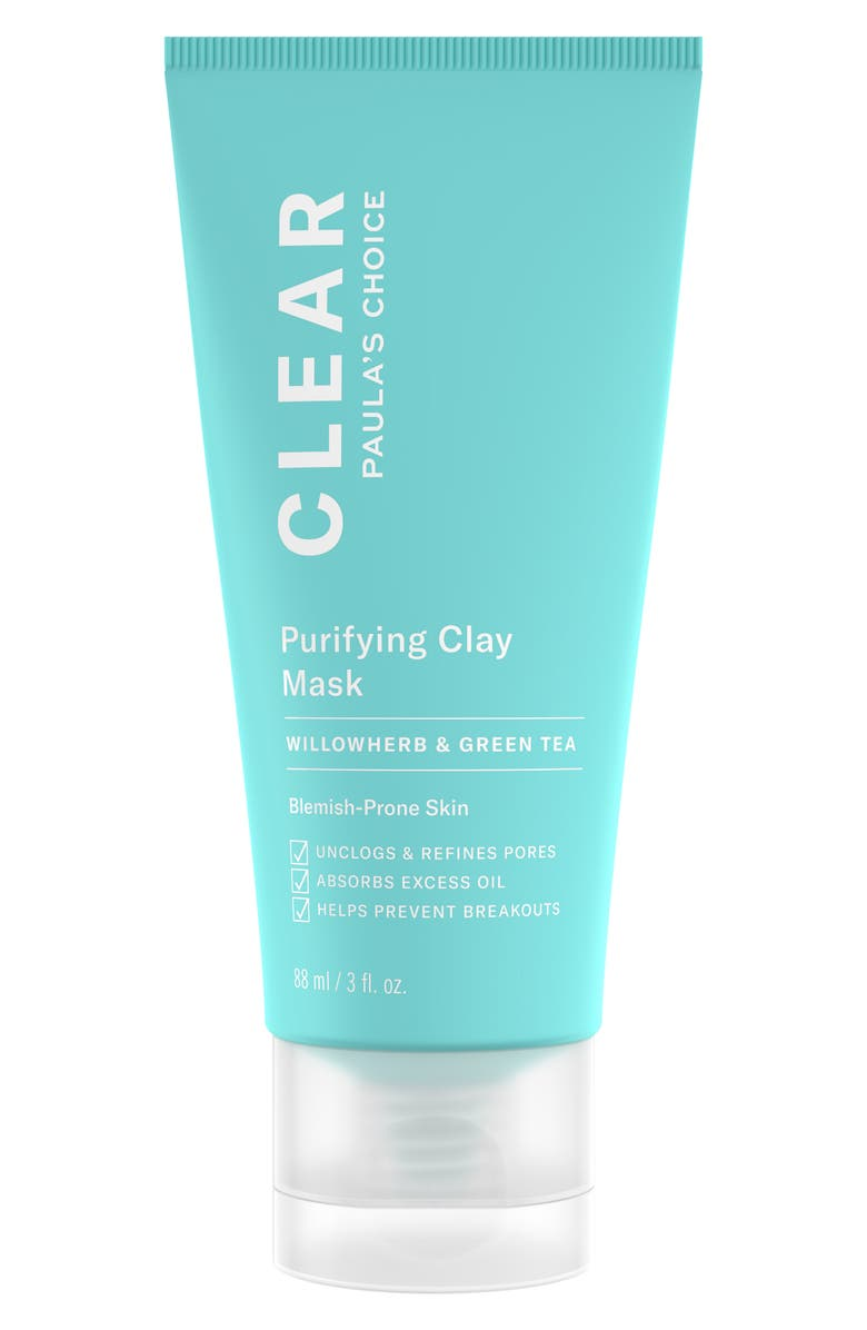 PAULA'S CHOICE Clear Purifying Clay Mask, Main, color, 000