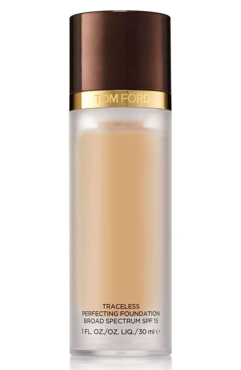 TOM FORD Traceless Perfecting Foundation SPF 15, Main, color, 5.7 DUNE