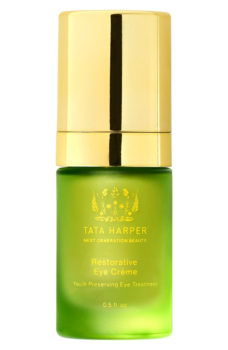 TATA HARPER SKINCARE Restorative Eye Crème, Main, color, NO COLOR