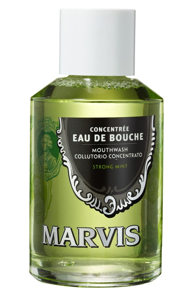 C.O. BIGELOW <sup>®</sup> 'Marvis' Strong Mint Mouthwash Concentrate, Main, color, No Color