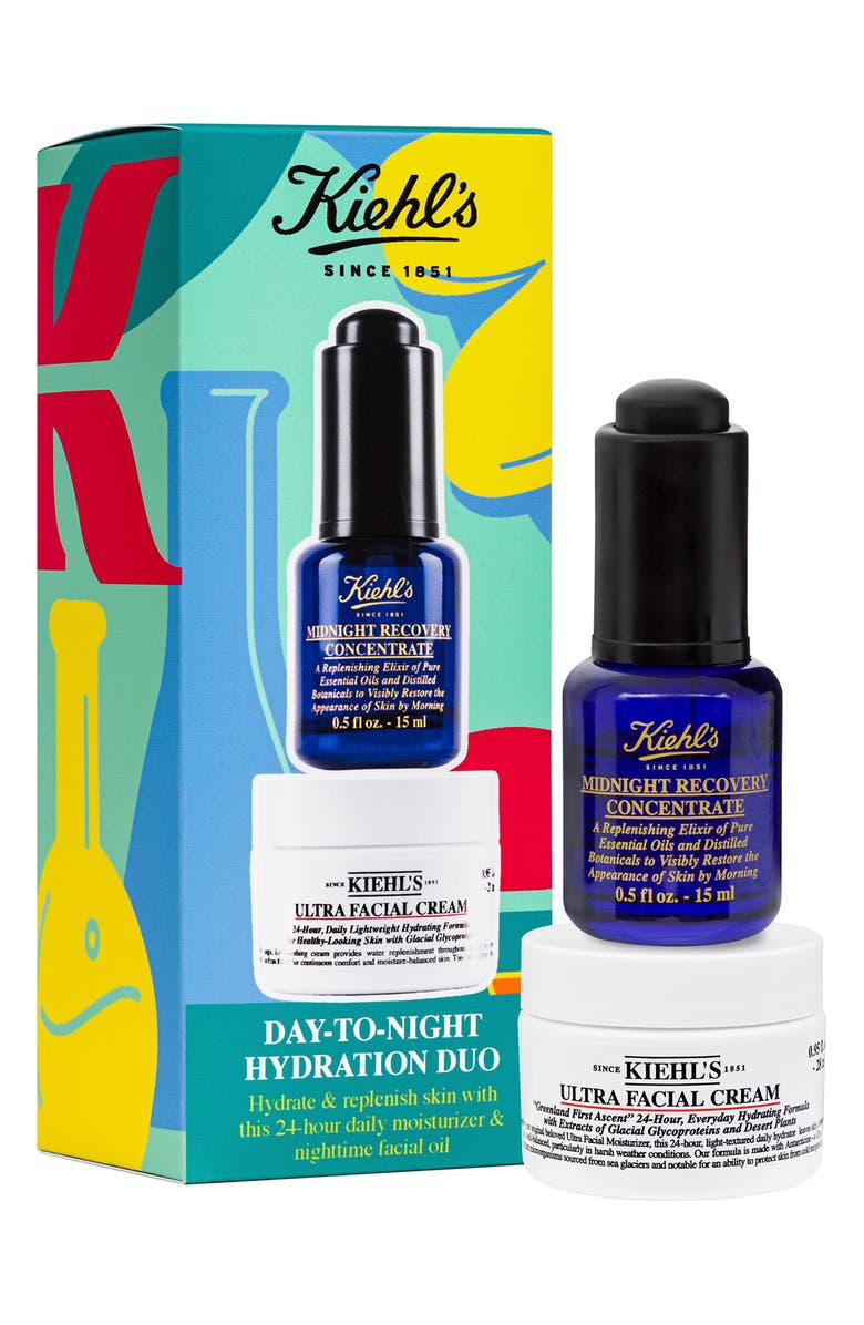 KIEHL'S SINCE 1851 Day-to-Night Hydration Duo, Main, color, 000