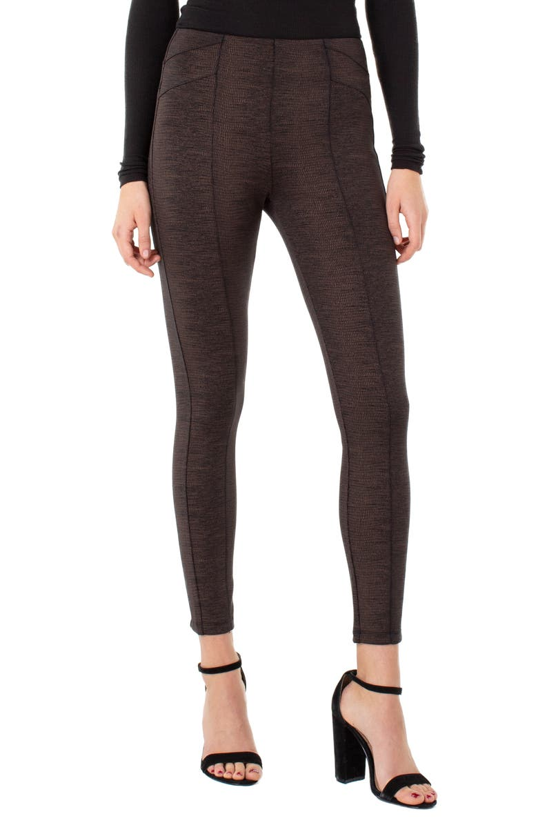 LIVERPOOL Reese Pull-On Leggings, Main, color, 200
