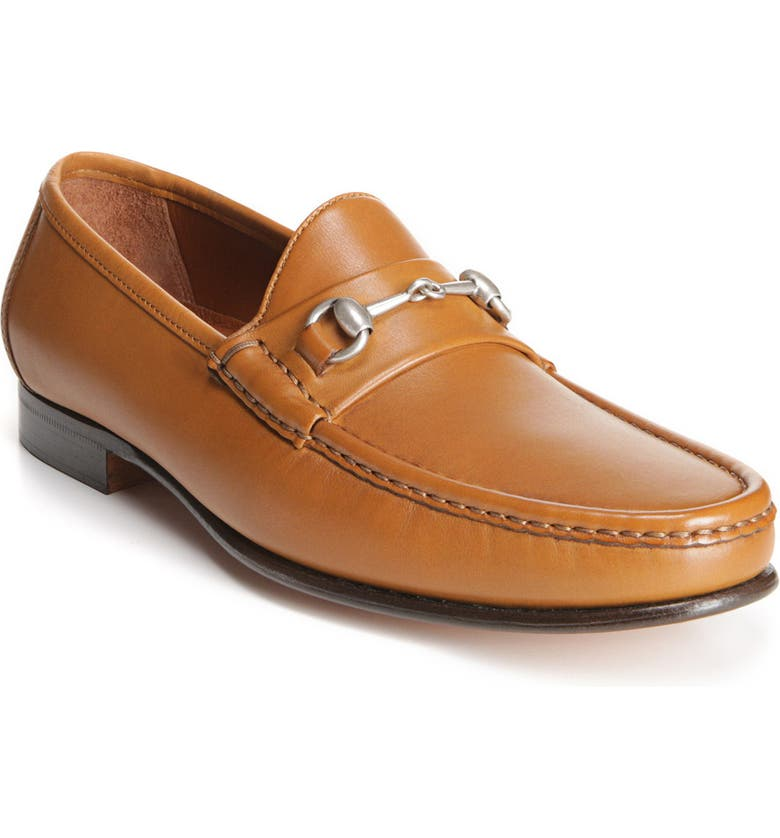 ALLEN EDMONDS Verona II Bit Loafer, Main, color, WALNUT