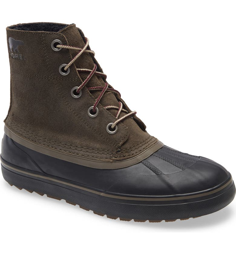 SOREL Cheyanne Metro Waterproof Duck Boot, Main, color, 245