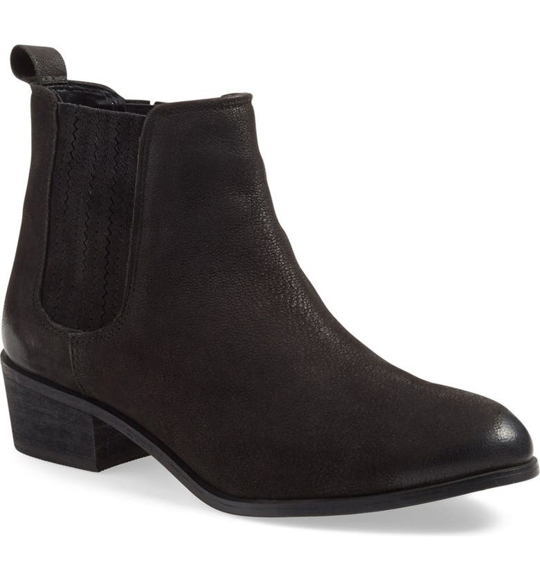 STEVE MADDEN 'Nylie' Chelsea Boot, Main, color, 005