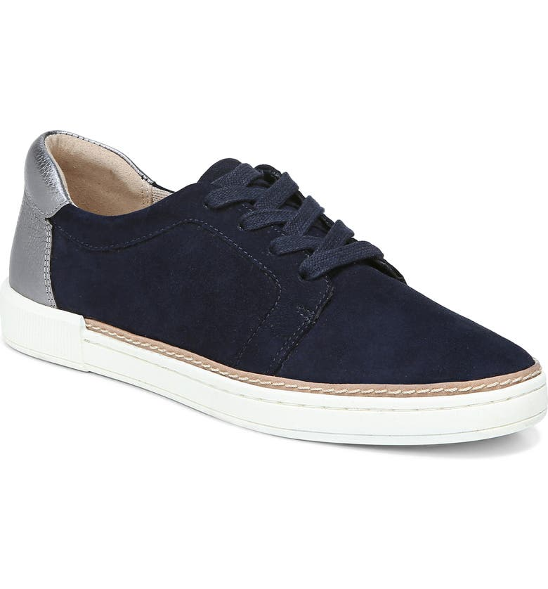 NATURALIZER Jane Sneaker, Main, color, FRENCH NAVY LEATHER