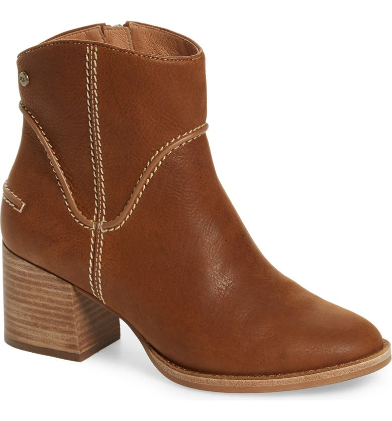 UGG<SUP>®</SUP> Annie Bootie, Main, color, 219