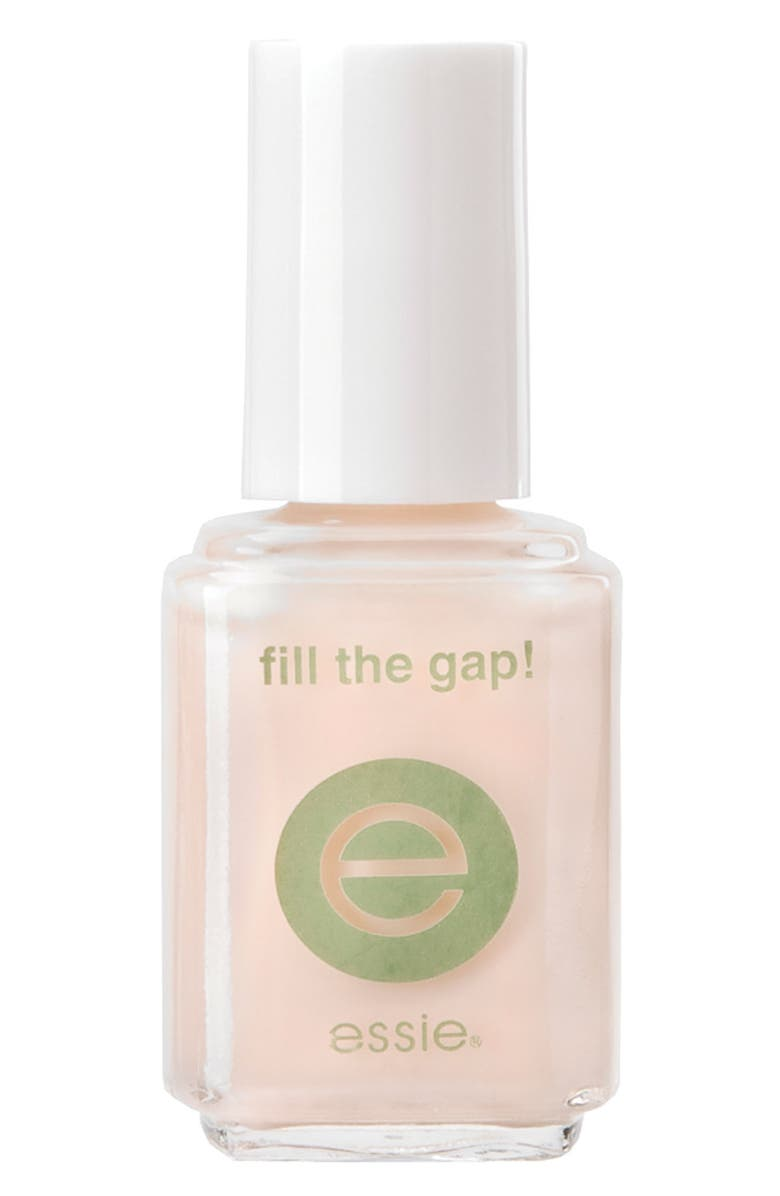 ESSIE <sup>®</sup> 'Fill in the Gap!' Ridge Smoothing Base Coat, Main, color, No Color