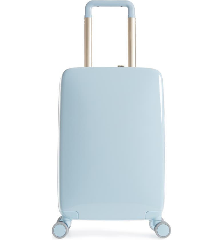 RADEN The A22 22-Inch Charging Wheeled Carry-On, Main, color, 450