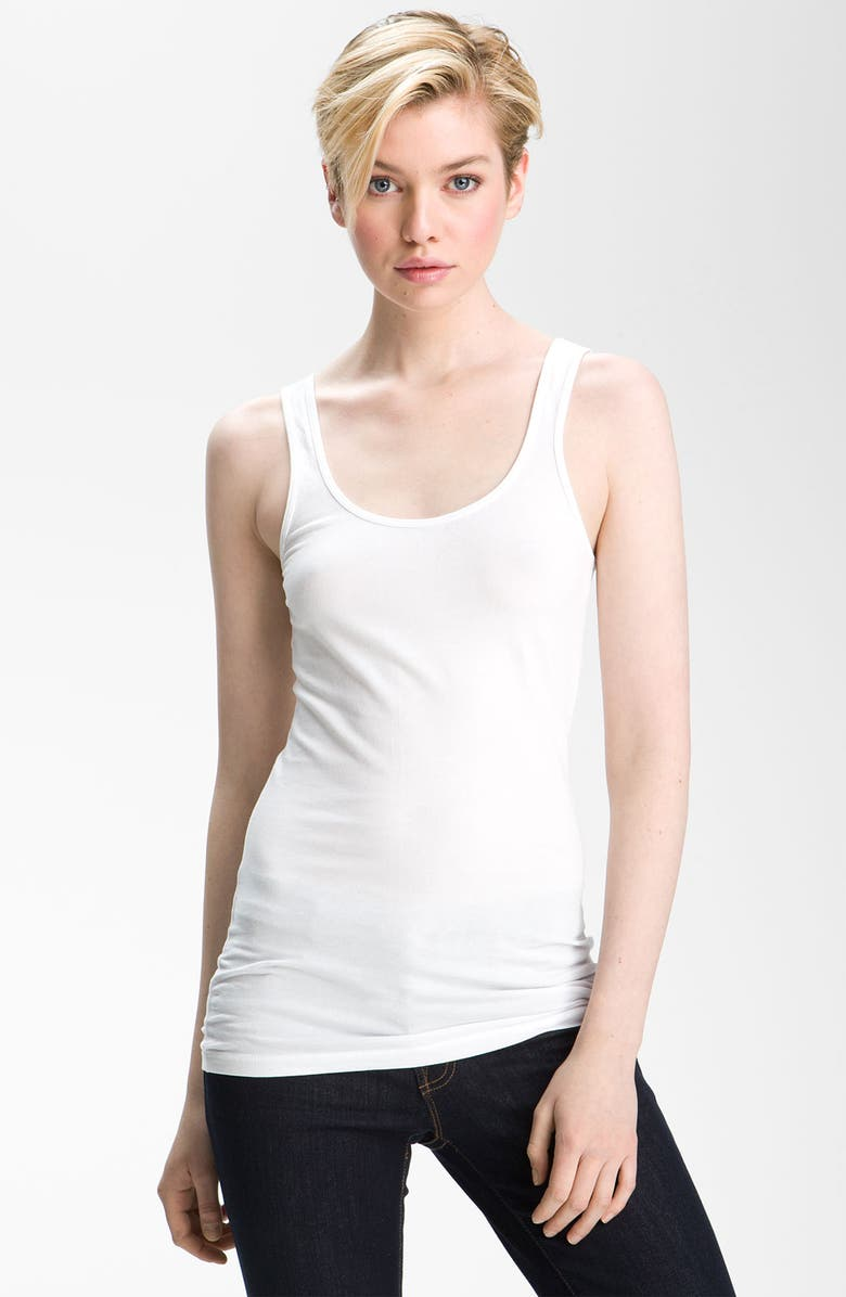 JAMES PERSE Long Jersey Tank, Main, color, 304