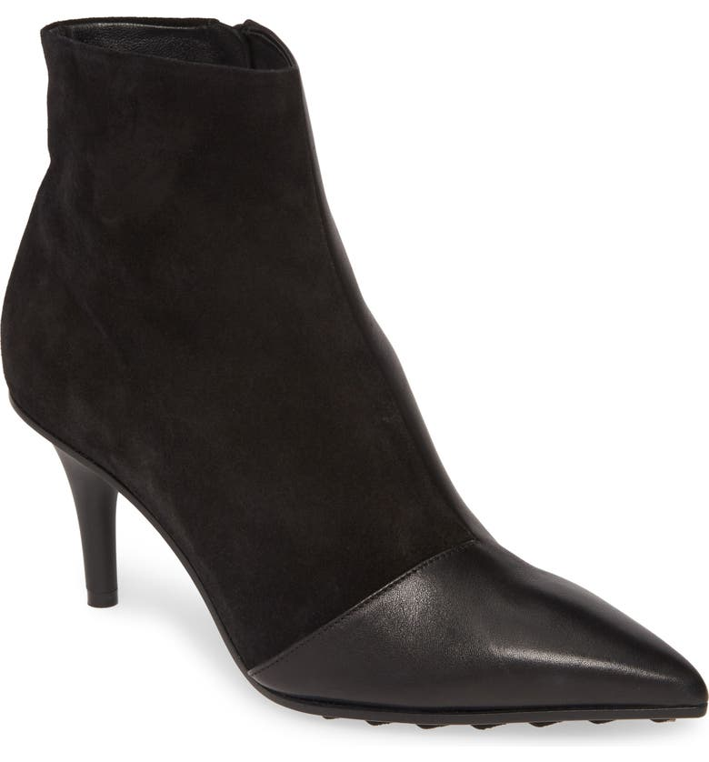 RAG & BONE Beha Pointed Toe Bootie, Main, color, 001