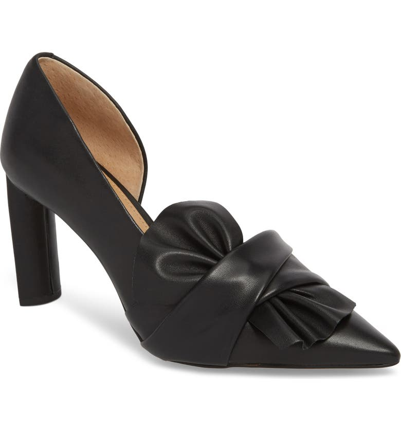 NIC+ZOE Valentina Ruffle Pump, Main, color, 001