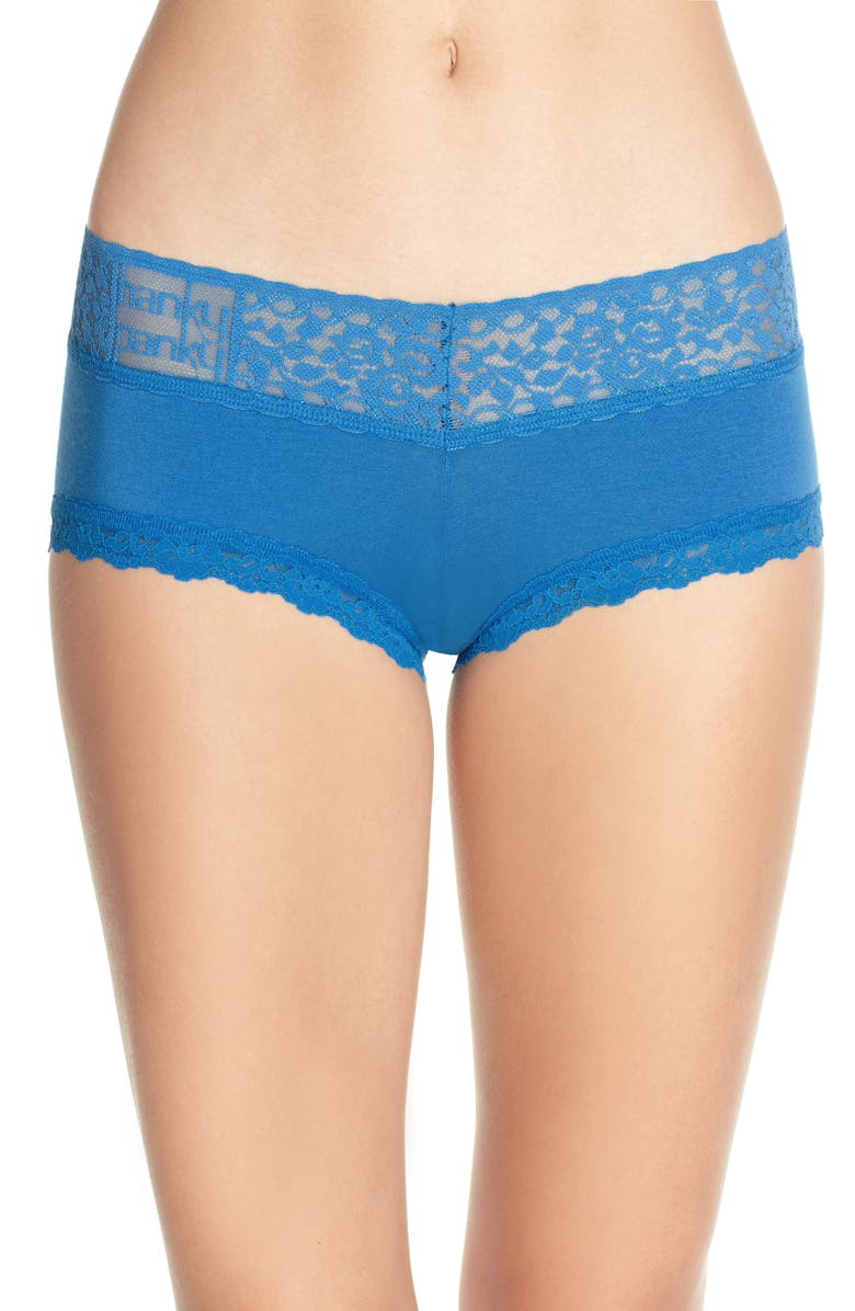 HANKY PANKY Logo to Go Boyshorts, Main, color, 430