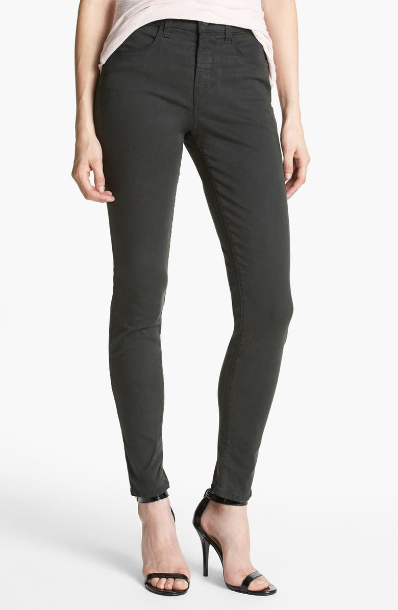 J BRAND 'Maria 2311' High Rise Skinny Jeans, Main, color, 306