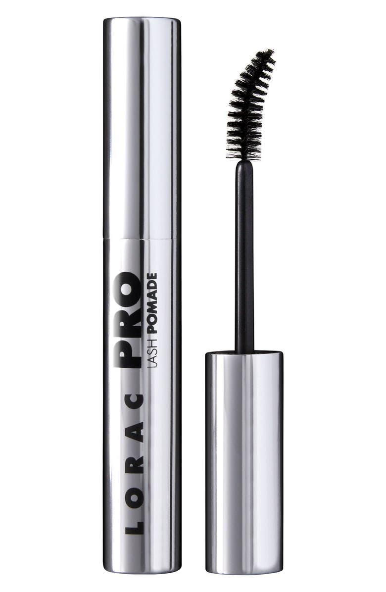 LORAC PRO Lash Pomade Mascara, Main, color, Black