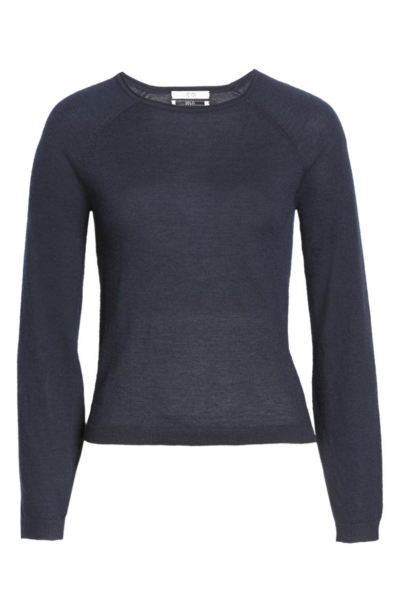 CO Essentials Cashmere Sweater, Main, color, 410