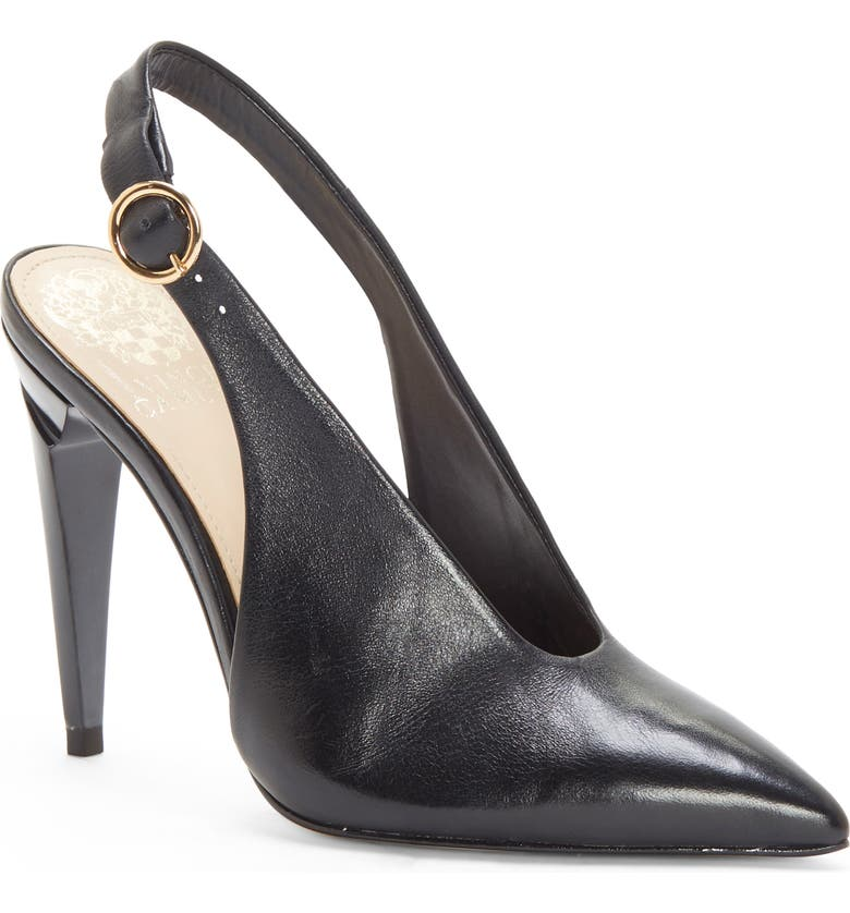 VINCE CAMUTO Jayan Slingback Pump, Main, color, 001