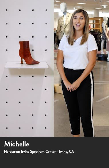 Olina Patchwork Boot, sales video thumbnail