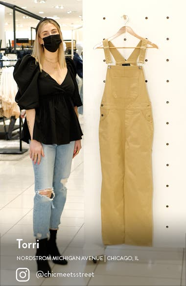 Utility Overalls, sales video thumbnail