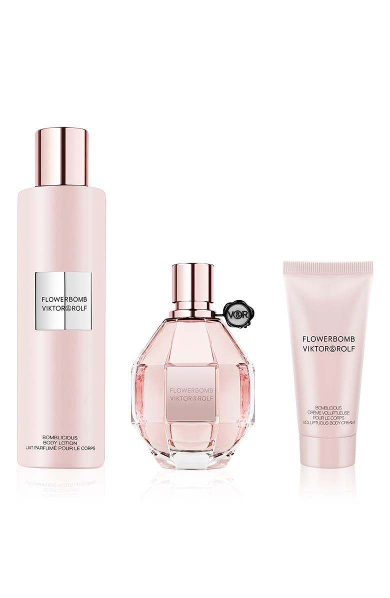 VIKTOR&ROLF Flowerbomb Eau de Parfum Set, Main, color, NO COLOR