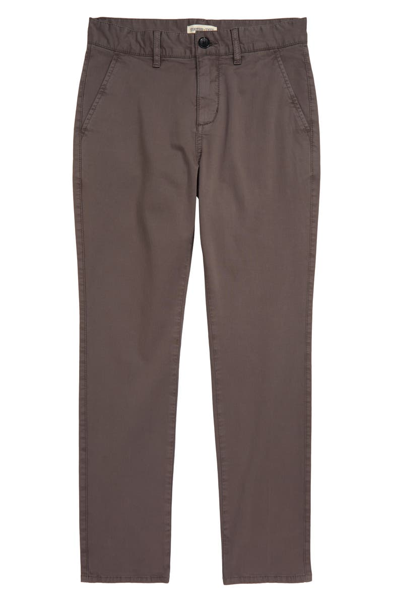TUCKER + TATE Kids' Trailblazer Chinos, Main, color, GREY FLANNEL