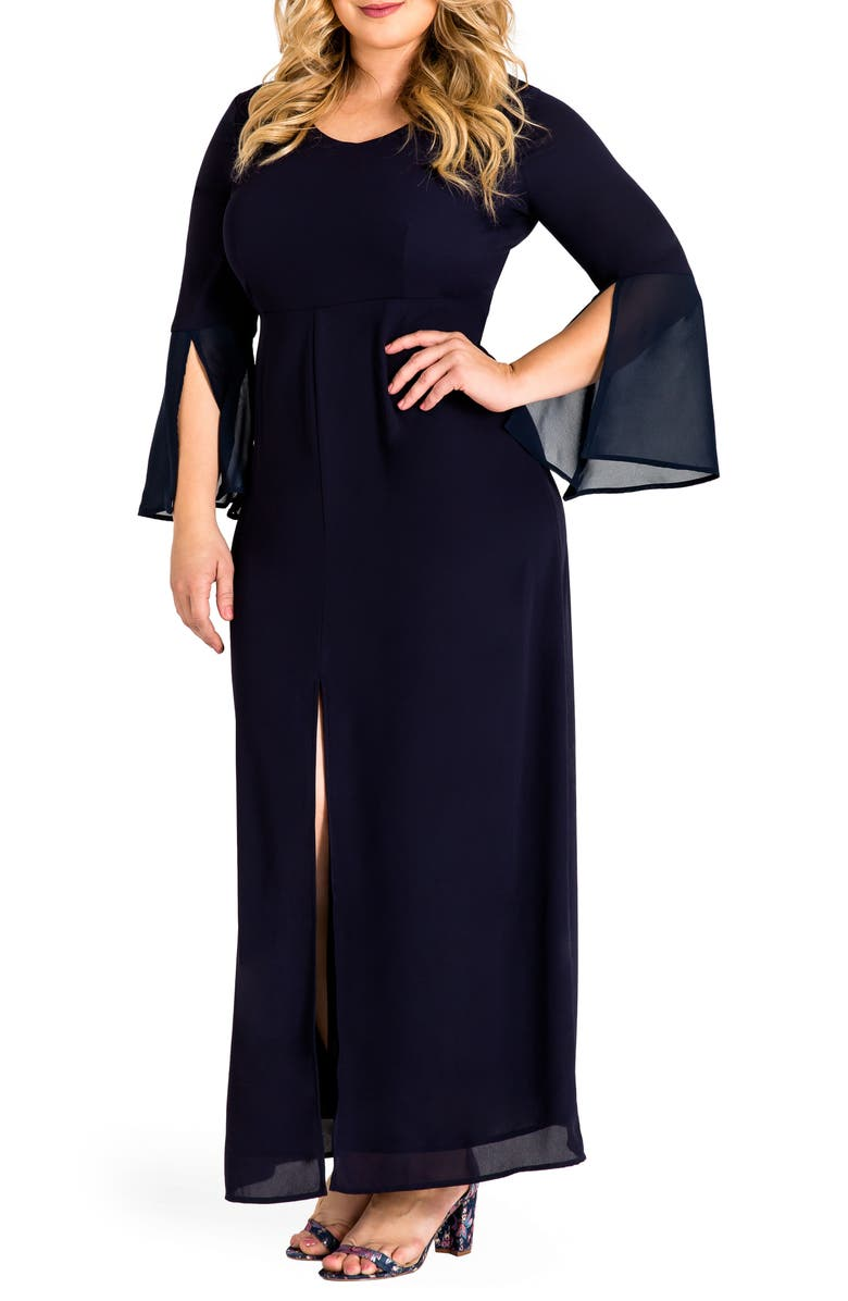STANDARDS & PRACTICES Norah Maxi Dress, Main, color, 419