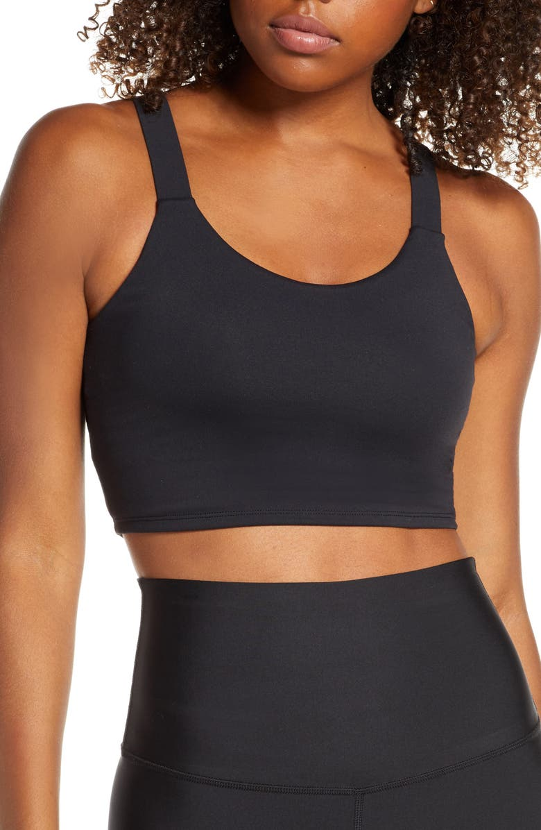 ALO Fortify Sports Bra Tank, Main, color, 001