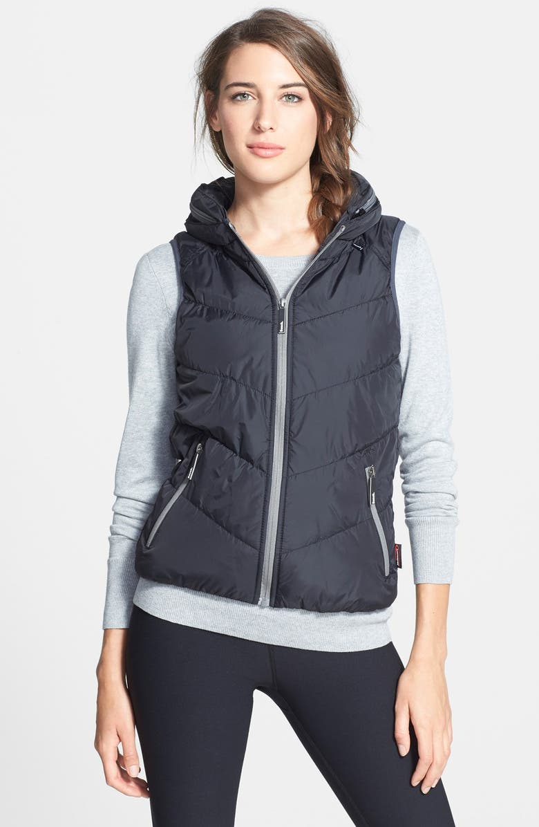 BENCH. Bench 'Snooty' Insulated Vest, Main, color, 001