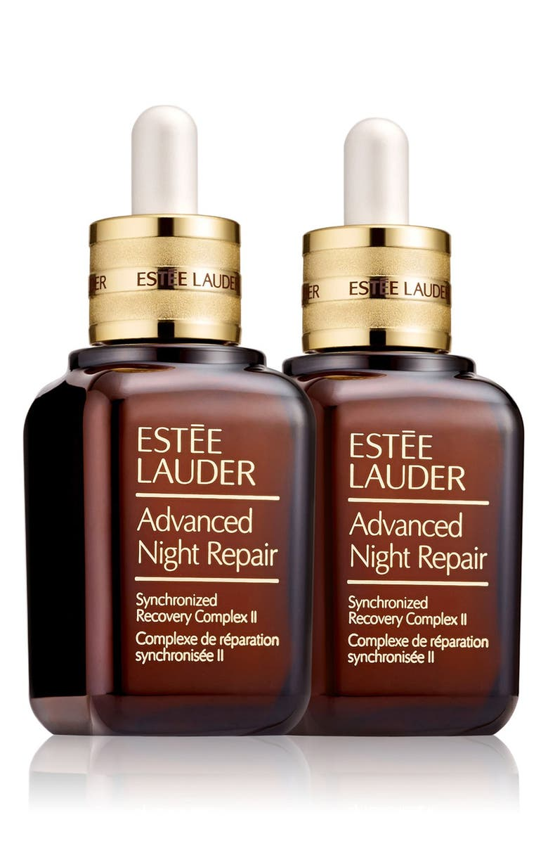 ESTÉE LAUDER Advanced Night Repair Synchronized Recovery Complex II Duo, Main, color, 000