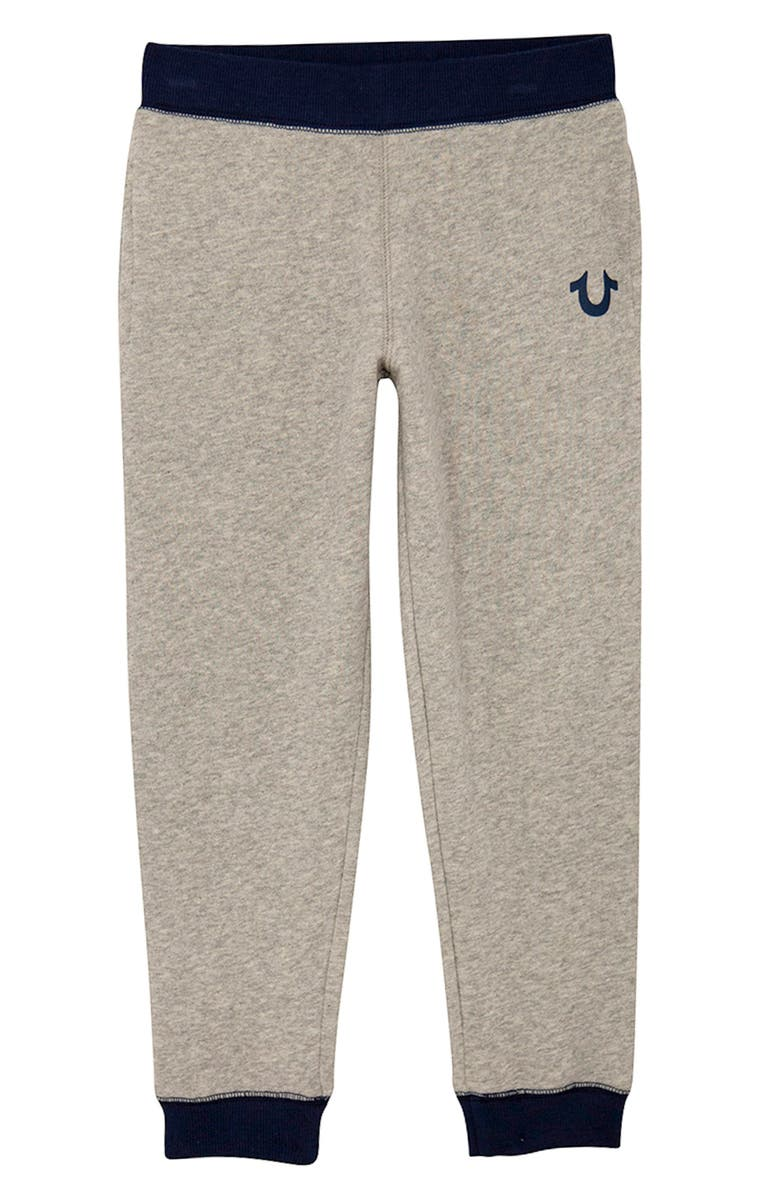TRUE RELIGION BRAND JEANS Joggers, Main, color, HEATHER GREY