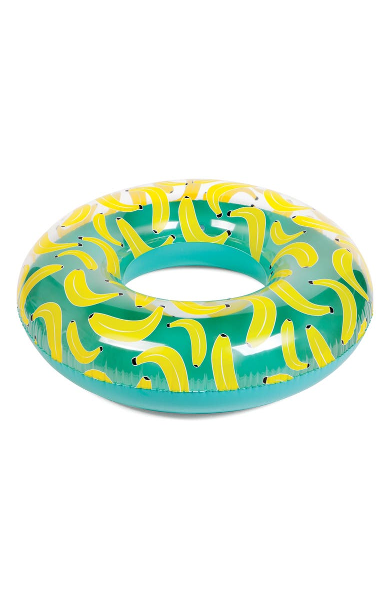 SUNNYLIFE Inflatable Pool Ring, Main, color, 440