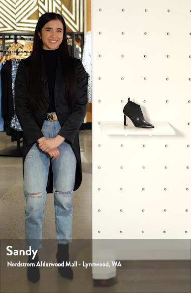 Vannie Pointed Toe Bootie, sales video thumbnail