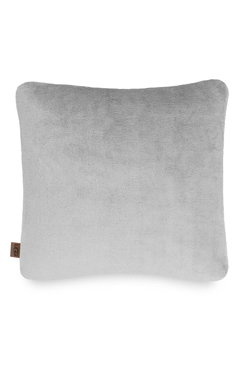 UGG<SUP>®</SUP> Whistler Accent Pillow, Main, color, SEAL