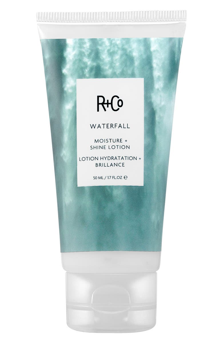 R+CO Waterfall Moisture Shine Lotion, Main, color, No Color