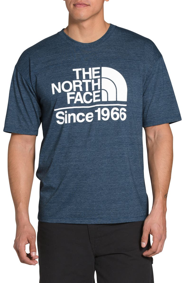 THE NORTH FACE Field Crewneck T-Shirt, Main, color, 401