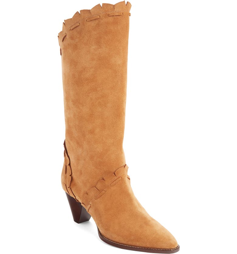 ISABEL MARANT Leesta Western Boot, Main, color, 200
