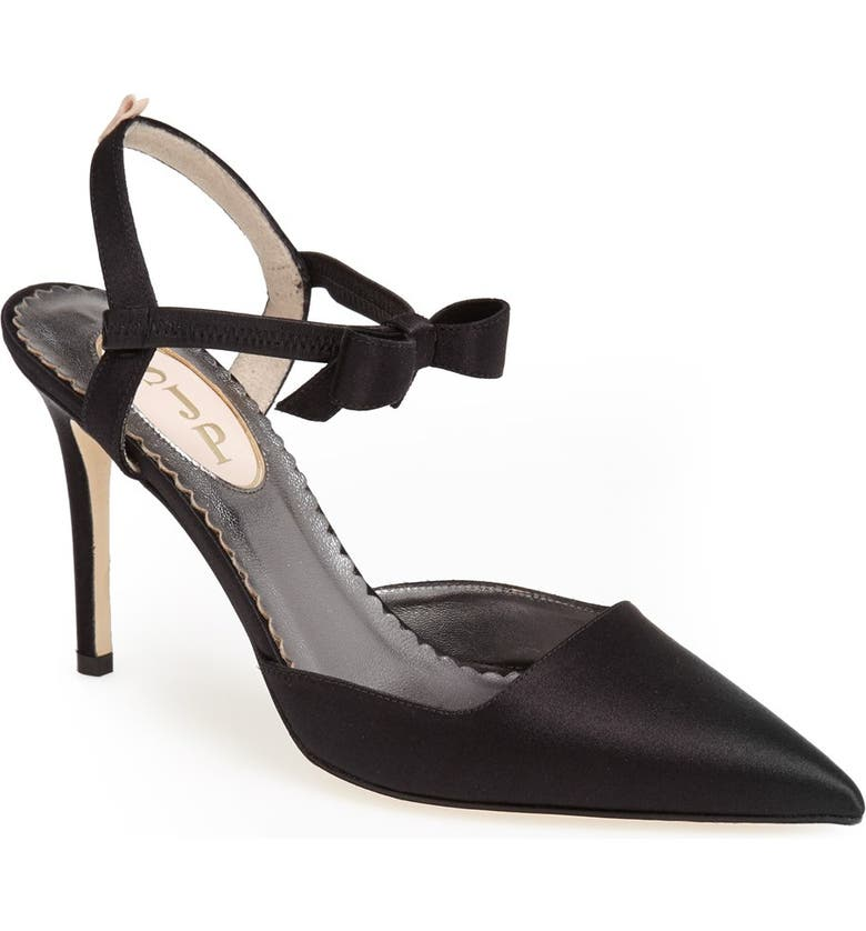 SJP BY SARAH JESSICA PARKER SJP 'Pola' Pointy Toe Pump, Main, color, 002