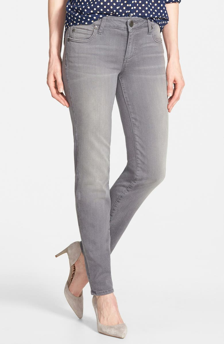 KUT FROM THE KLOTH 'Diana' Stretch Skinny Jeans, Main, color, 020