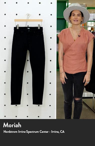 Hoxton High Waist Ultra Skinny Jeans, sales video thumbnail