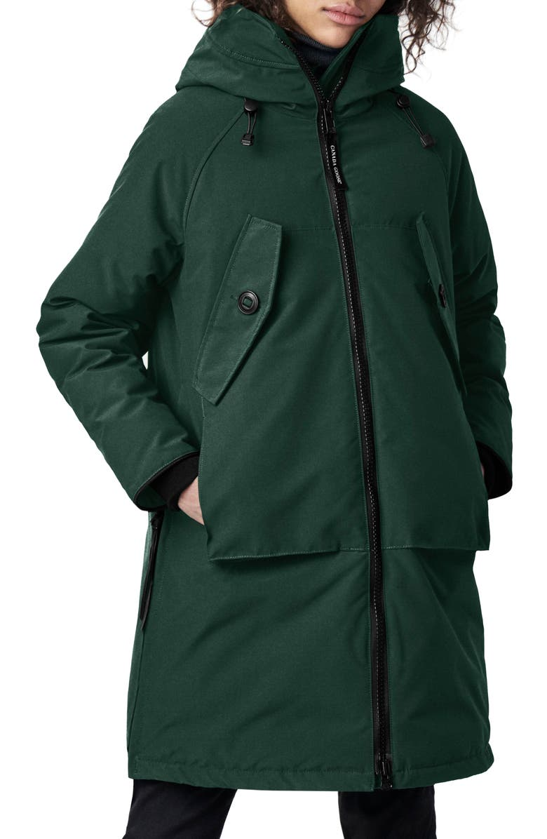 CANADA GOOSE Olympia Down Parka, Main, color, 020