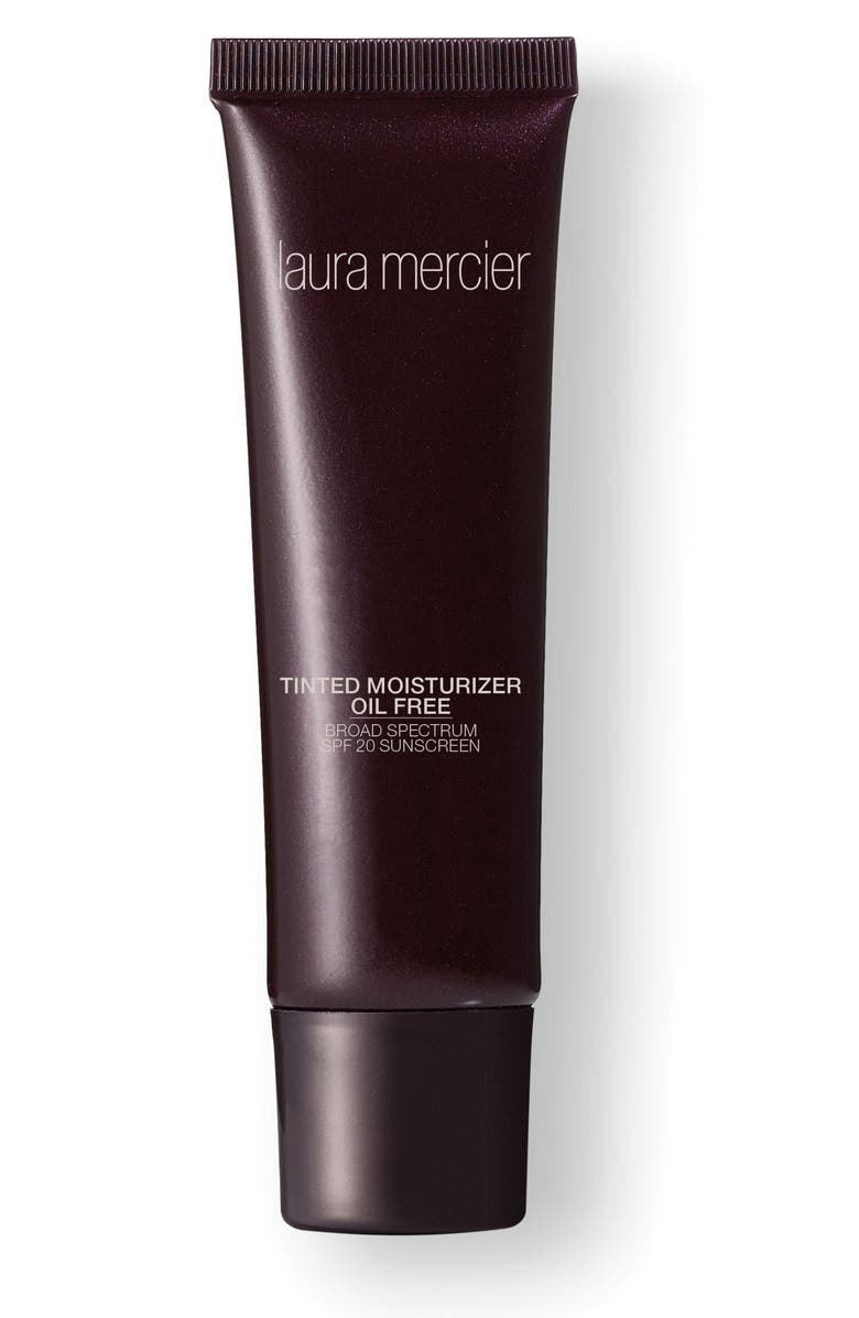 LAURA MERCIER Oil-Free Tinted Moisturizer Broad Spectrum SPF 20 Sunscreen, Main, color, BISQUE