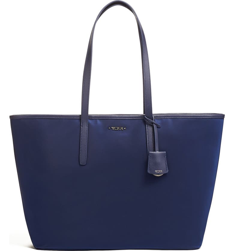TUMI Voyageur Everyday Nylon Tote, Main, color, MIDNIGHT