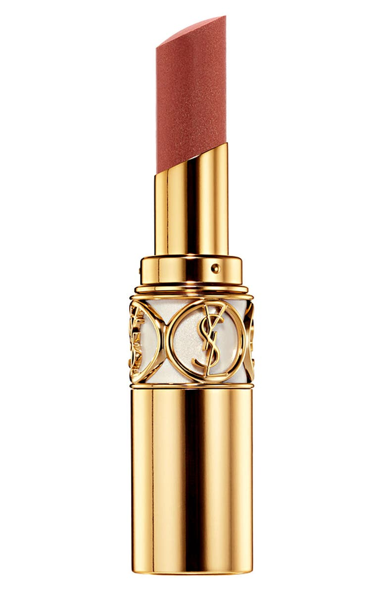 YVES SAINT LAURENT 'Rouge Volupté Pearl' Lipstick, Main, color, 001