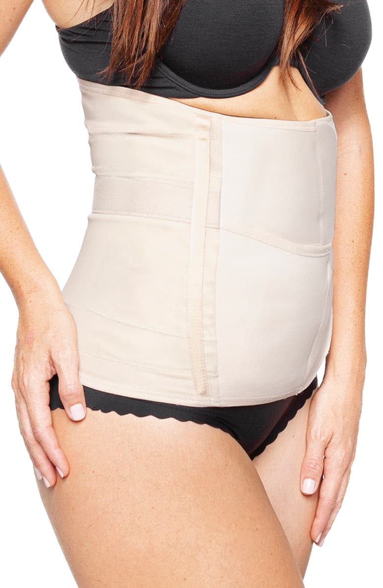 BELLY BANDIT<SUP>®</SUP> Luxe Belly Wrap, Main, color, NUDE