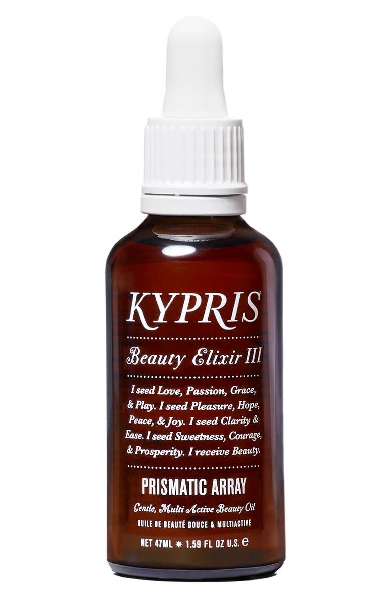 KYPRIS Beauty Elixir III: Prismatic Array Moisturizing Face Oil, Main, color, NO COLOR