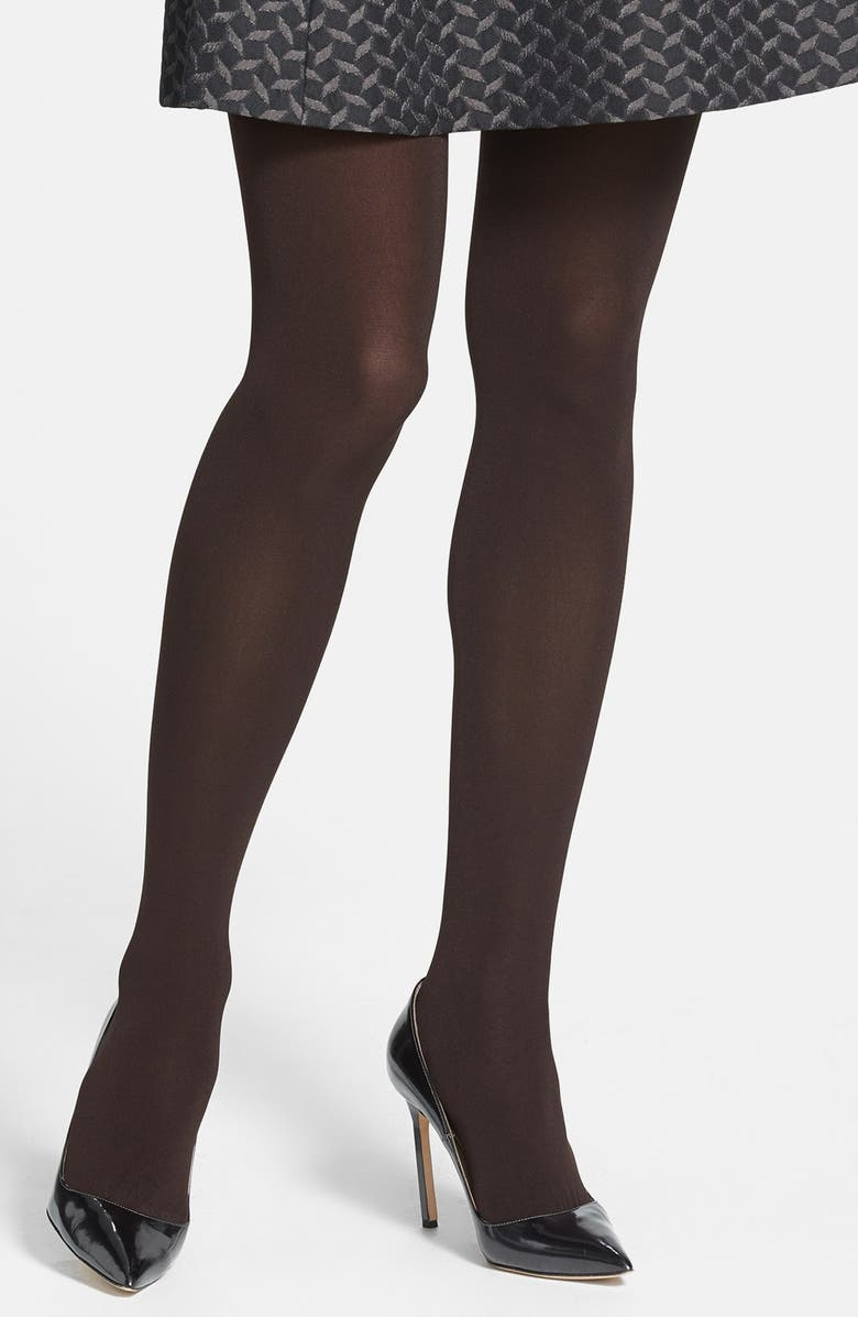 SPANX<SUP>®</SUP> 'Tight End' Shaping Tights, Main, color, 050