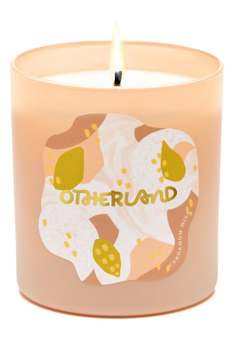 OTHERLAND Cardamom Milk Scented Candle, Main, color, 250