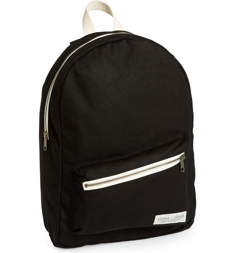 STONE + CLOTH 'Lucas' Backpack, Main, color, 001